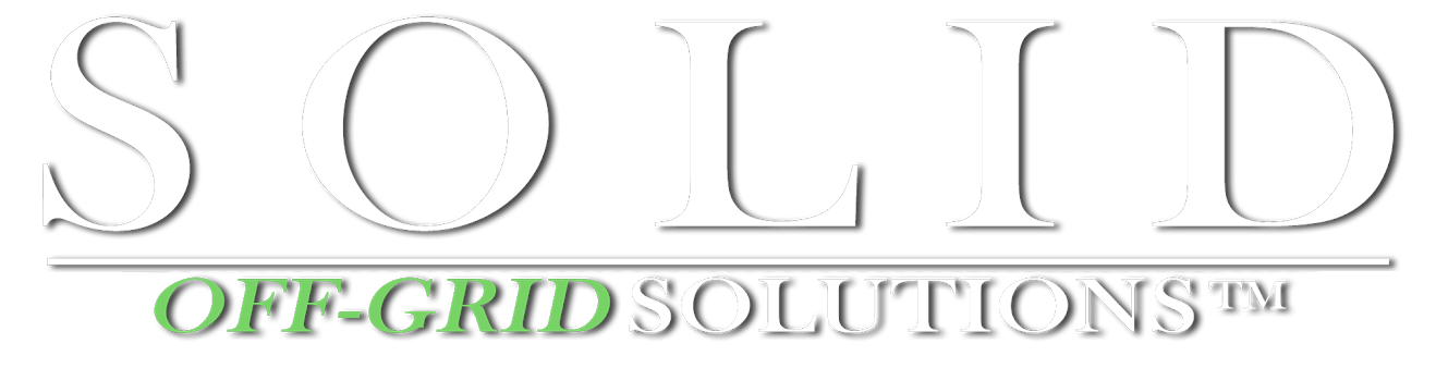Solid Off-Grid Solutions